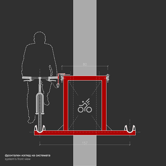 Велосипед, Велосипедист, Движение