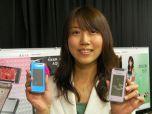 Sharp представил пару солнечных телефонов