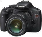 """""""Мощная"""" зеркалка начального уровня Canon EOS 550D"""