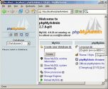 phpMyAdmin 3.3.0 RC1 - администрирование MySQL