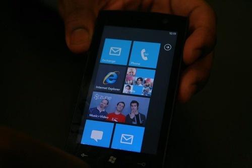 Windows, Phone 7 Series
