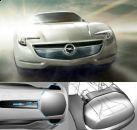 Электрический гибрид Opel Flextreme GT/E