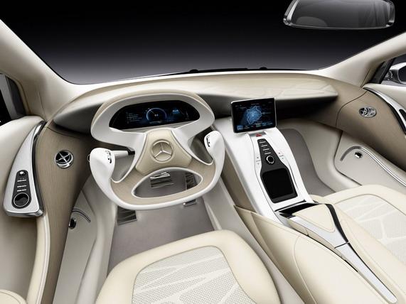 Mercedes-Benz, F800 Style