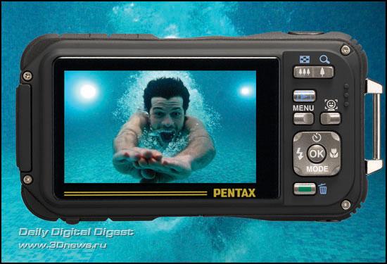 Pentax, Optio W90