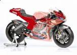 Ducati придумала мотоцикл без рамы
