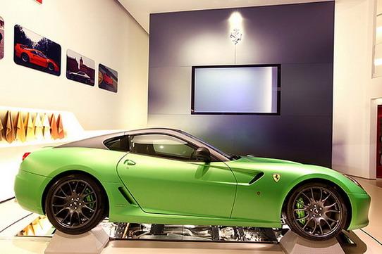 Ferrari, Hy-Kers