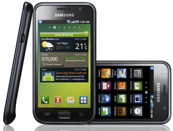 """��������������"" - Samsung Galaxy S �� �� Android"