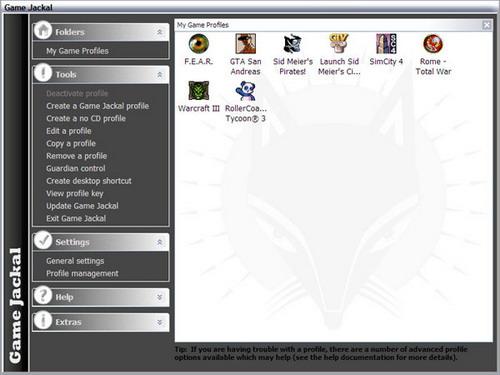 Программа для игр без диска