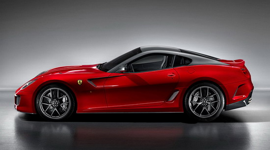 Ferrari, 599 GTO