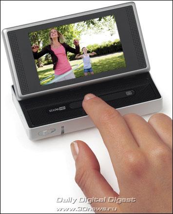Flip, Video SlideHD