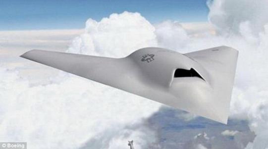 Boeing, Phantom Ray