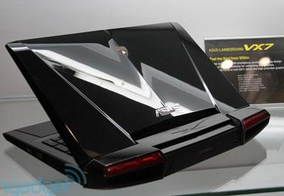 ASUS, Lamborghini, VX6, VX7