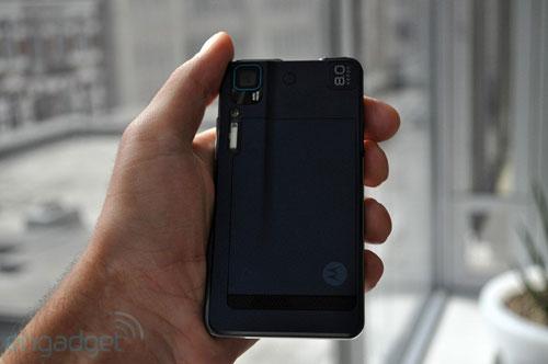 Motorola, Milestone XT720