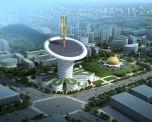 Китайская башня-цветок