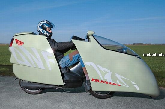 Aerocycle