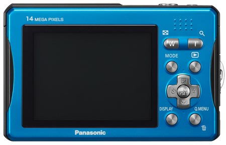 Panasonic, LUMIX, TS10
