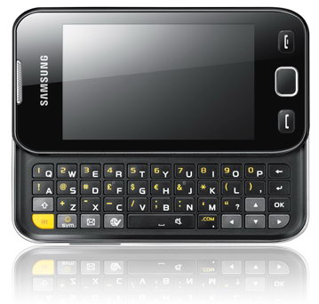 Samsung, Wave, 525, 533