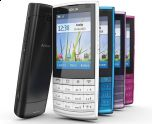 Гибридный телефон Nokia X3 Touch and Type