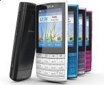 Гибридный телефон Nokia X3 Touch and Type