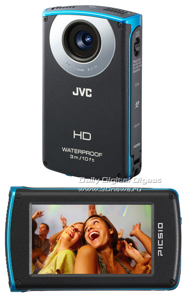JVC, PICSIO, GC-FM2, GC-WP10
