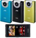 JVC представила карманные Full HD видеокамеры