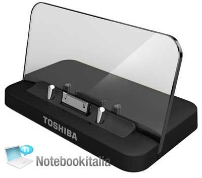 Toshiba, Tablet Folio 100