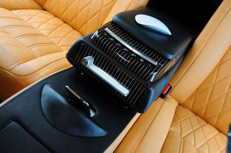 Mercedes, S600, iBusiness