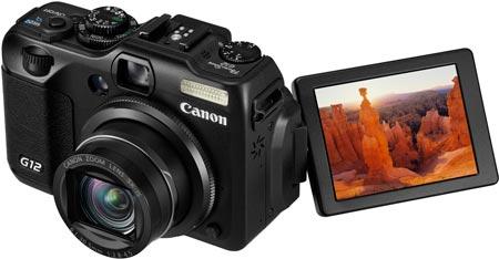 Canon, PowerShot, G12