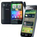 HTC Desire HD ������ Samsung Galaxy S
