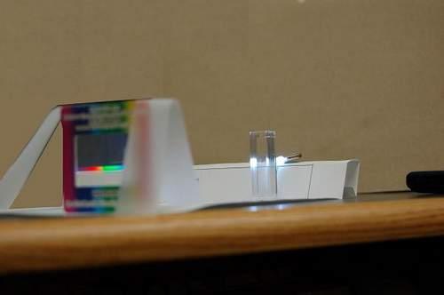 Спектрометр, Телефон