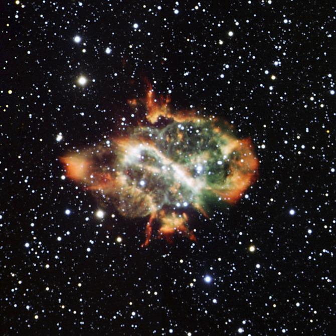 NGC 6210, ������
