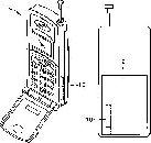 Мобильный телефон Samsung с ароматизатором