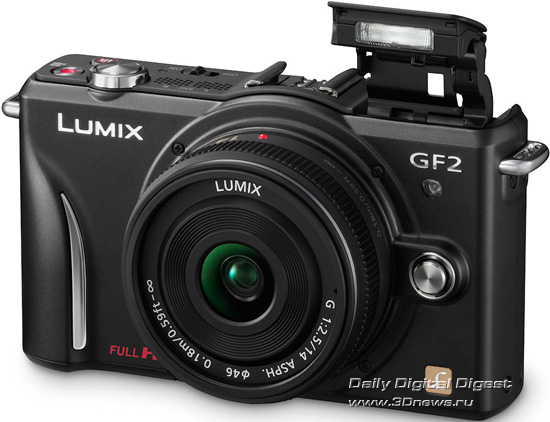 Panasonic, Lumix, DMC-GF2