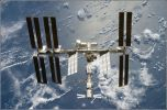 Такой видят Землю астронавты МКС