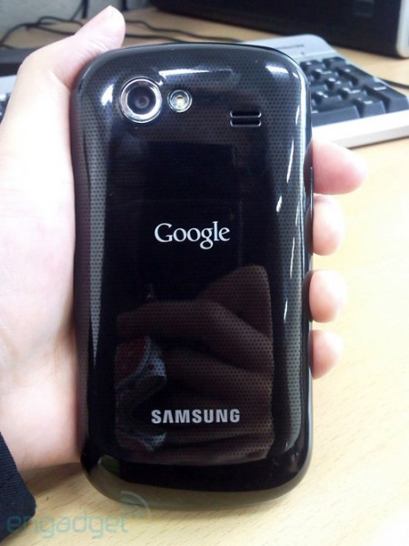 Google, Nexus S