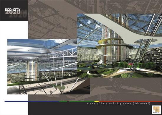 Eco-city 2020