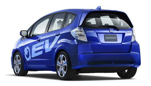 Honda, Fit EV, Plug-In Hybrid