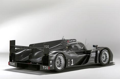 Audi, R18