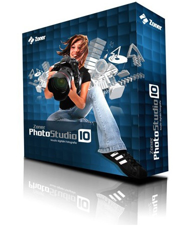 Zoner Photo Studio 13 - альтернатива ACDSee