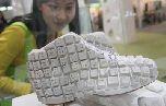 Обувь, сделанная из компьютерных клавиатур