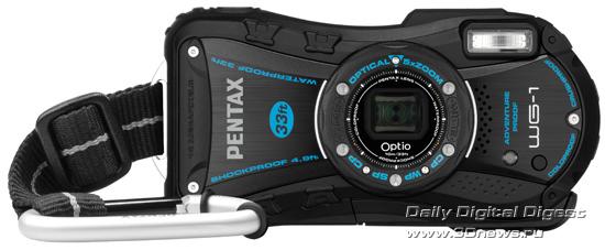 PENTAX, Optio, WG-1, GPS