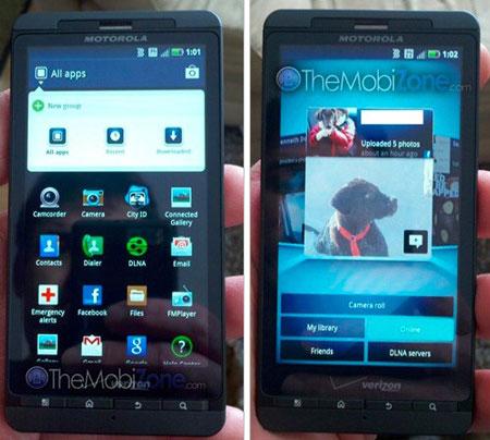 Motorola, Droid X2