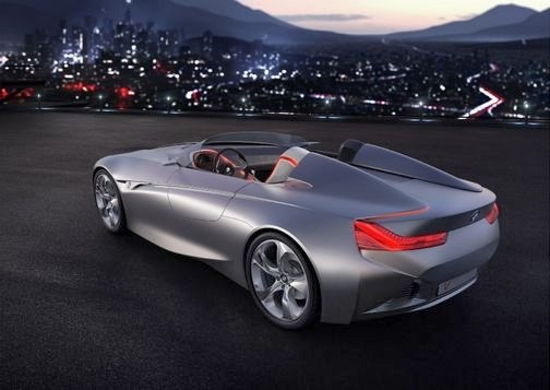 BMW, Vision Connected Drive
