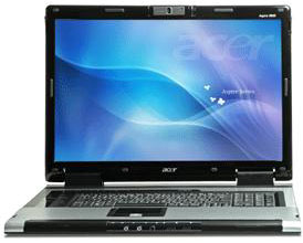 Acer Aspire 9800 - ������� � HD DVD ��������