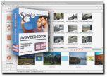 AVS Video Editor 5.2.1.170 - �������� �����