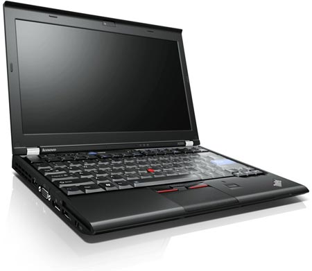 Ноутбуки Lenovo ThinkPad X220