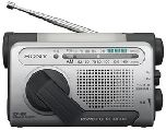 ����� Sony ICF-B01 � ������ �����������