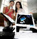 Монитор Samsung CX913P - под любым углом