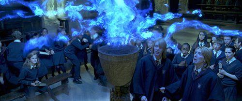 Огонь кубка