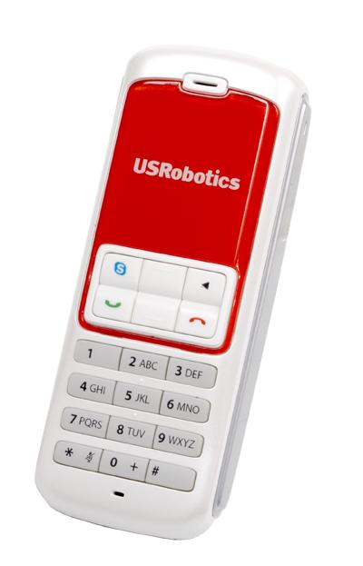 VoIP-телефон от USRobotics